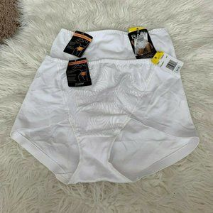NWT! Bali 2 Pack Firm Control Tummy Shaping Pantie